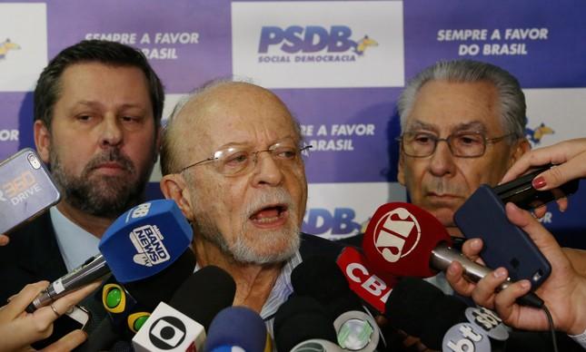 PSDB não tratará de Previdência em reunião com secretário e relator