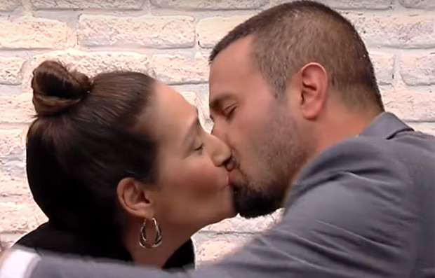 Sônia Abrão e Rodrigo Phavanello (Foto: Reprodução)