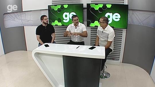 Torcedor GE #99 recebe Alexandre César, candidato à presidência do Central