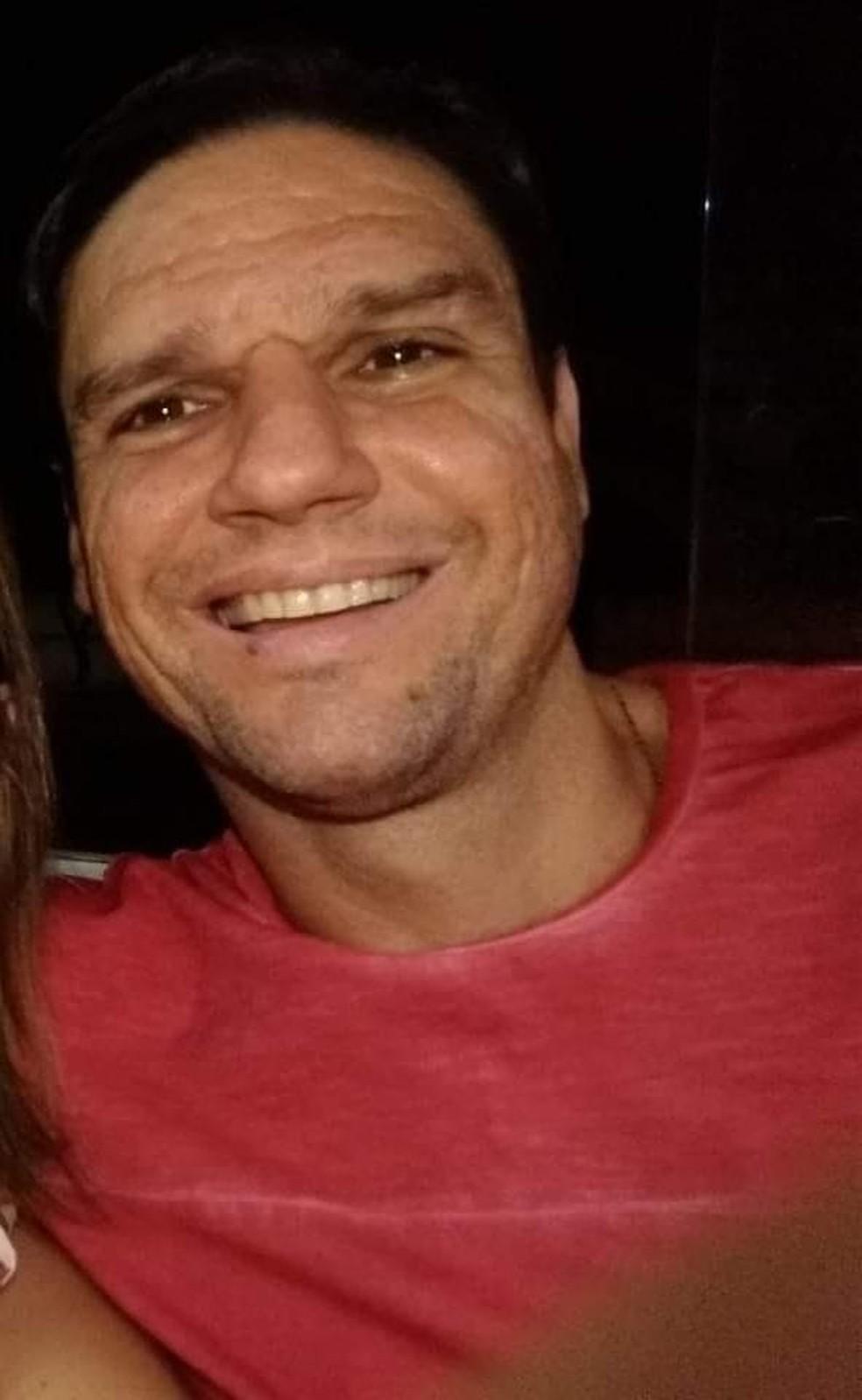 Guilherme José Mancuso foi assassinado em Cáceres (Foto: Arquivo pessoal)