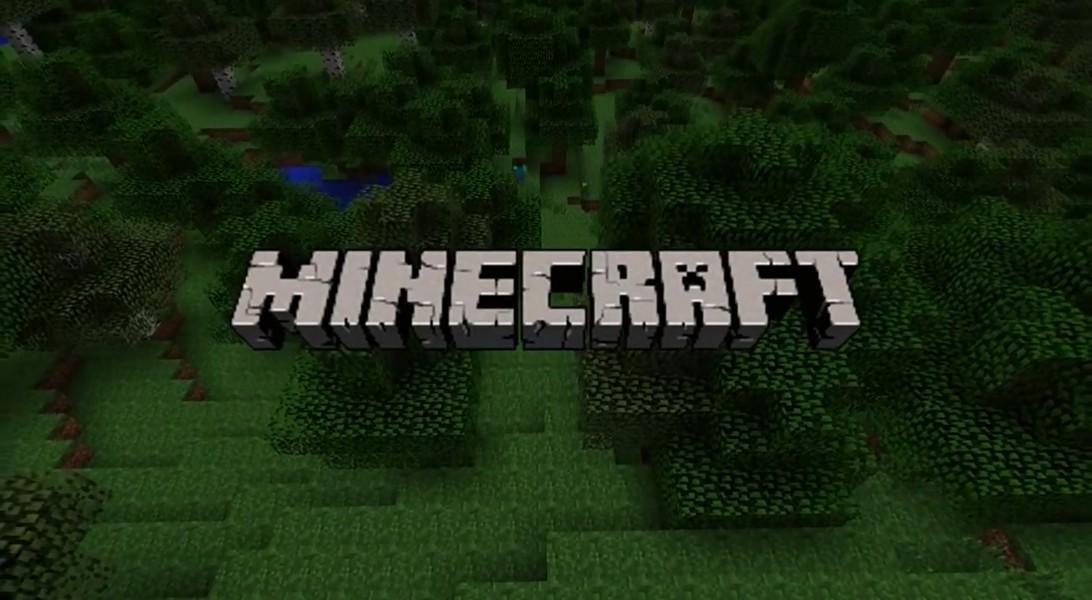 Minecraft Logo Build Battel