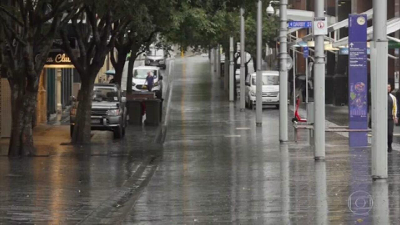 Maior cidade da Nova Zelândia entra em lockdown após registrar um único caso de Covid