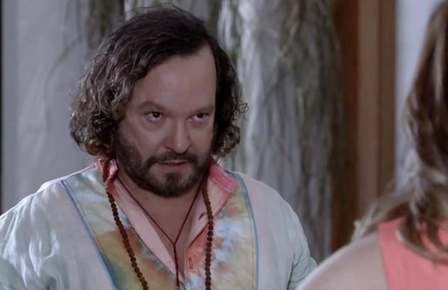 No sábado (12), Álvaro (Wolf Maya) vai revelar o verdadeiro segredo do passado de Tereza Cristina (Foto: Reprodução)