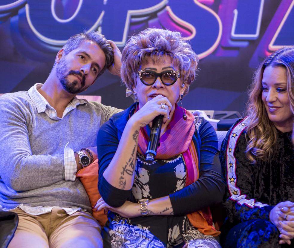 Nany People pediu pra participar do 'PopStar' por adorar o programa — Foto: Artur Meninea / Gshow