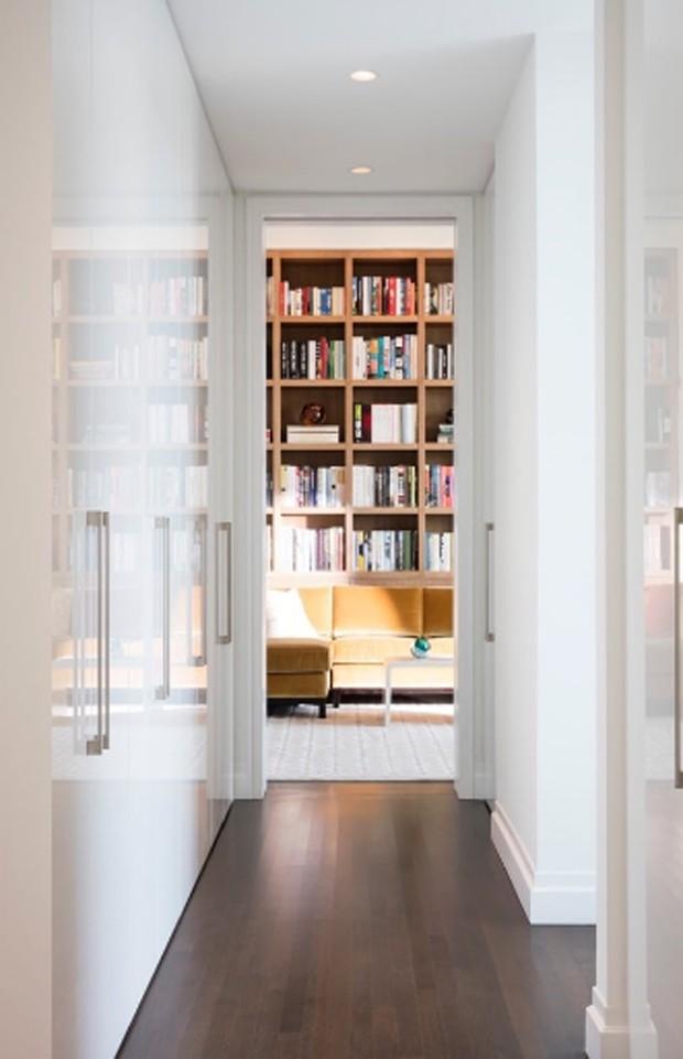 Apartamento de Jennifer Lopez e Alex Rodriguez (Foto: Divulgação/Macklowe Properties)
