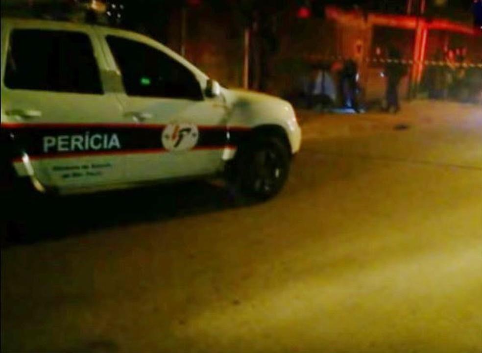 Comerciante reagiu e baleou criminoso; comparsa foi preso (Foto: Divulgação/Redação Rede Policial)