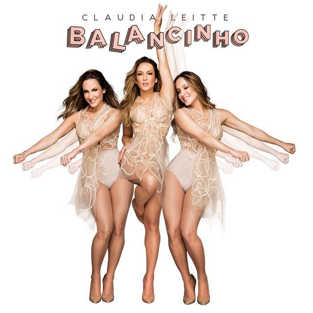 Capa de Balancinho, novo single de Claudia Leitte, lançado nesta quarta-feira (7) (Foto: Reprodução/Spotify)