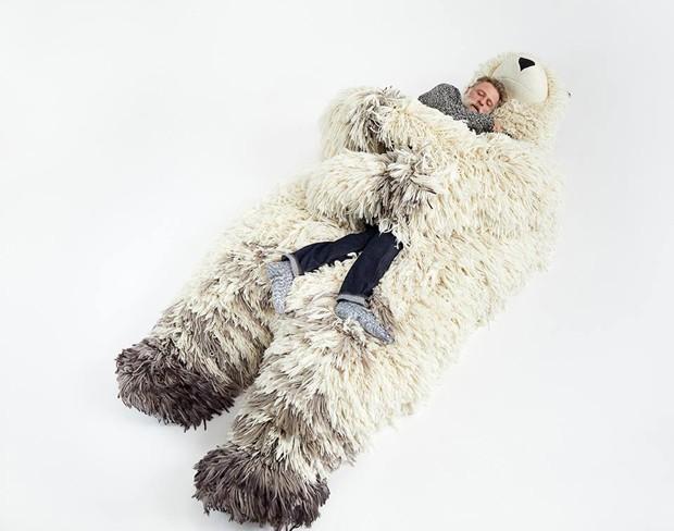 Designer cria peça gigantes em formato de animais (Foto: Reprodução)