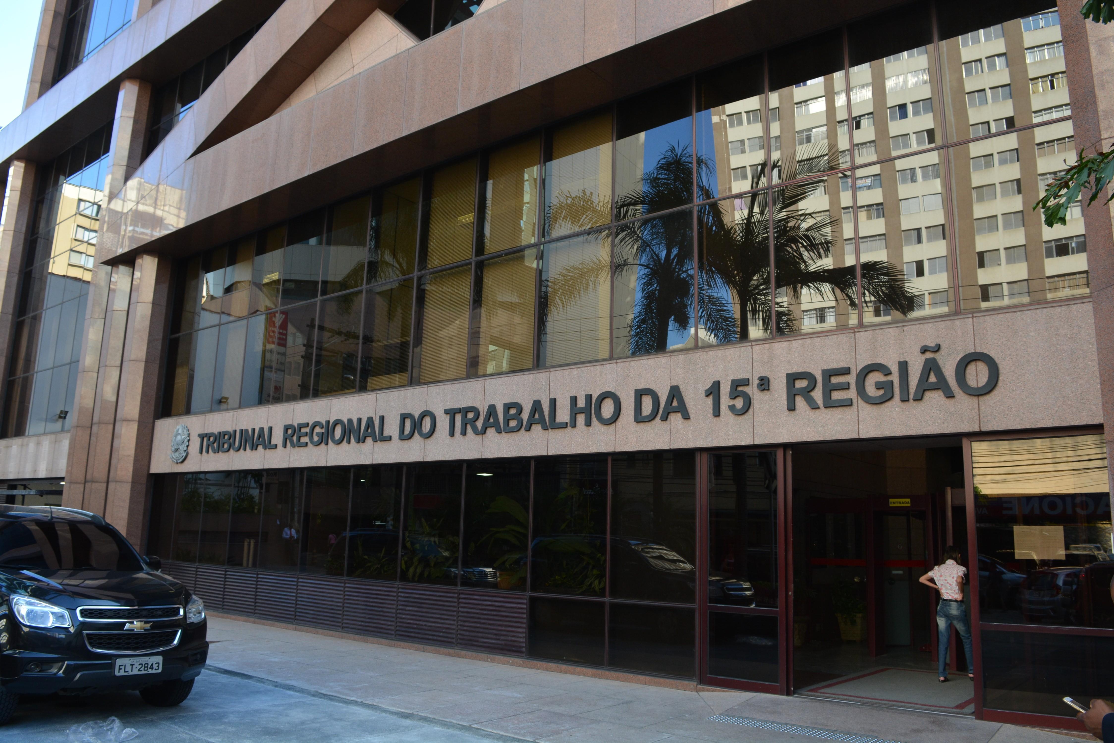 Concurso do TRT-15 para 12 cargos tem mais de 70 mil inscritos; veja os mais concorridos