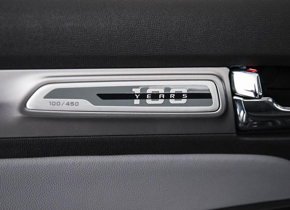 Chevrolet S10 100Years (Foto: Divulgação)