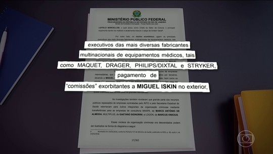 Diretores de multinacional são presos em operação da PF e do MPF; empresário levava 40% de comissão