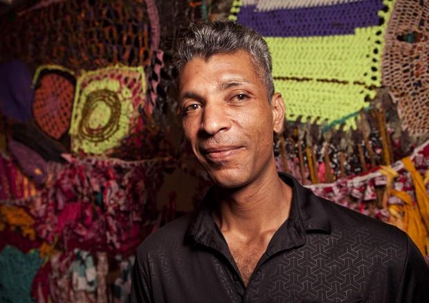 Anderson Costa Figueredo viu a vida reconfigurada pela atuação do projeto Ponto Firme (Foto: Marcelo Salvador)