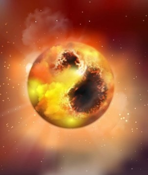 Manchas estelares podem explicar diminuição do brilho de Betelgeuse
