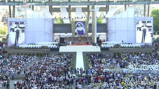 Primeira missa no Brasil dedicada à Santa Dulce dos Pobres é celebrada em Salvador