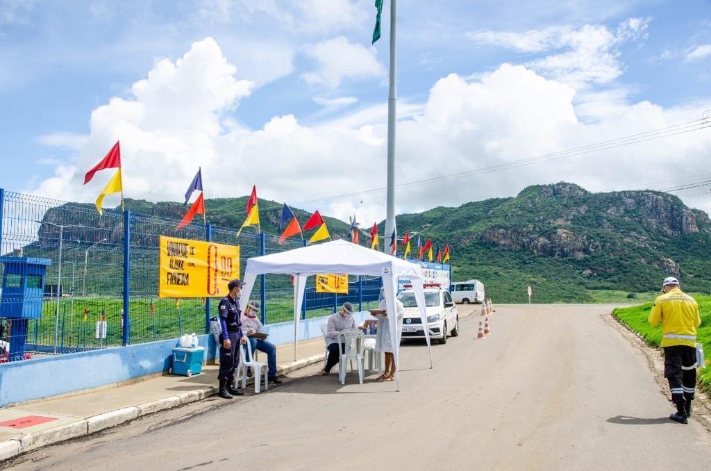 Serra Talhada divulga dados das barreiras sanitárias