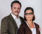 Danton Mello e Juliana Paes   André Cherri
