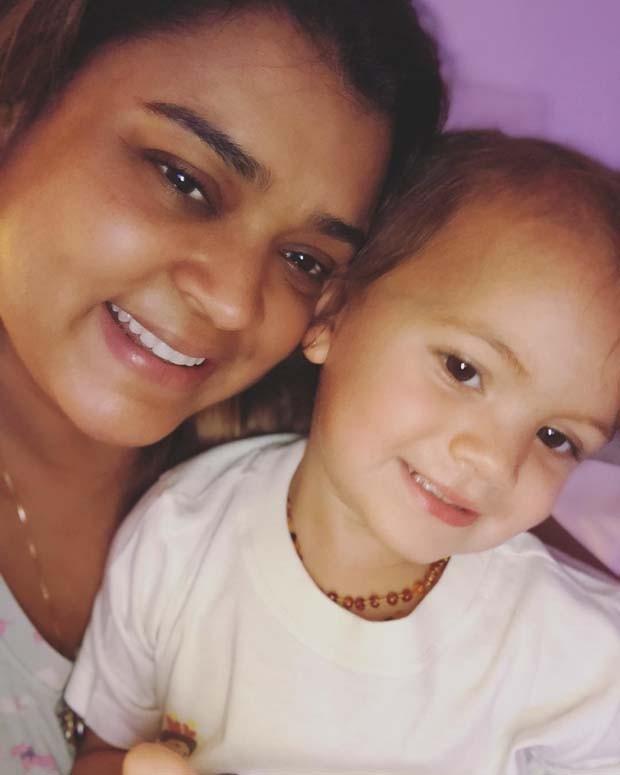 Preta Gil e Sol de Maria (Foto: Reprodução Instagram)