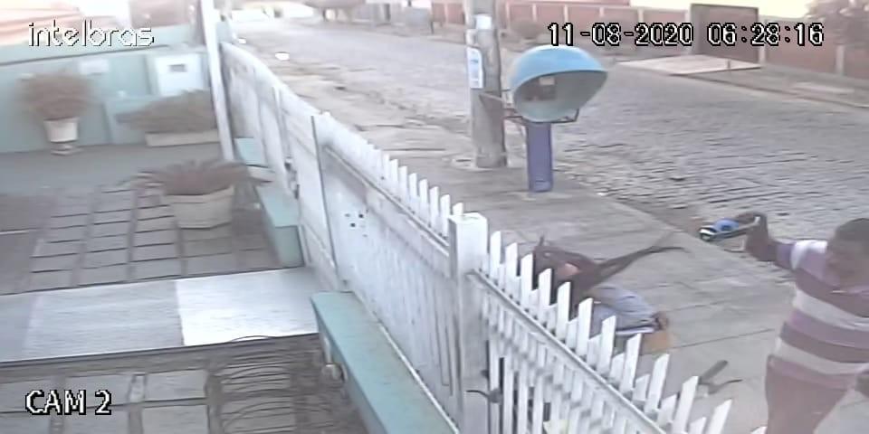 Suspeito de assalto é preso enquanto cortava o cabelo em Itaboraí, RJ