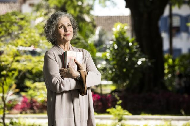 Irene Ravache voltará ao ar em 'Espelho da vida'  (Foto: Globo/ João Miguel Junior)