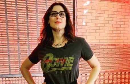 Paola Carosella, que era do 'MasterChef', da Band, vai aparecer num programa da Globo pela primeira vez Reprodução/Instagram