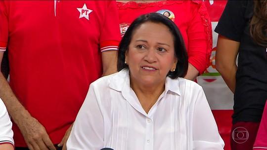 Fátima Bezerra, do PT, é eleita governadora do RN