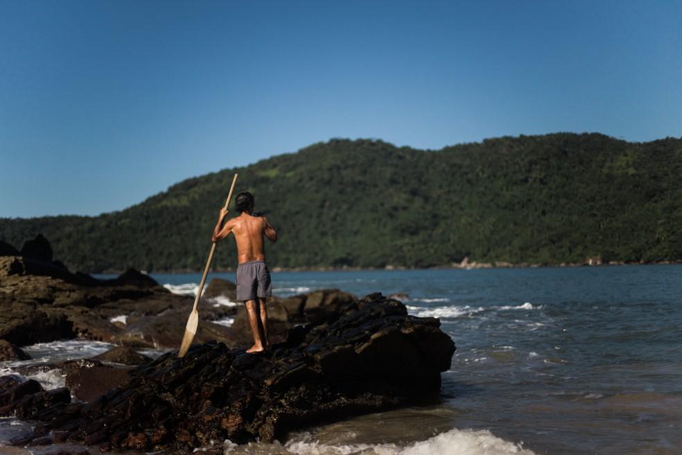 'Dos Antigos aos Filhos do Amanhã' conta história de resistência da cultura caiçara — Foto: Divulgação
