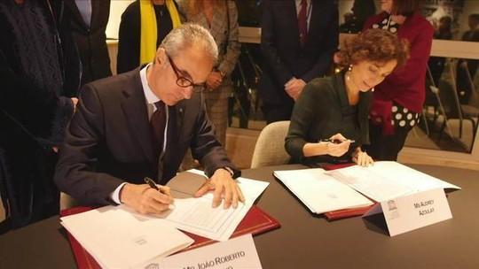 Unesco e Globo renovam acordo da campanha