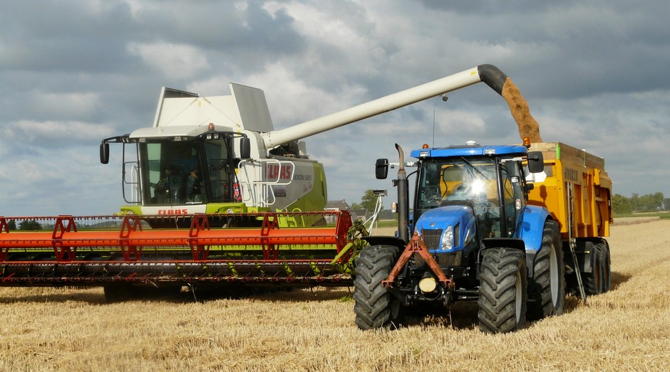 Máquinas Agrícolas  (Foto: Pexels)