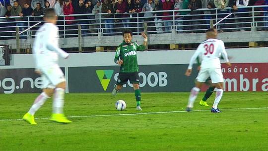Veja os gols e melhores momentos de Bragantino 1 x 1 Coritiba pela 18ª rodada da Série B