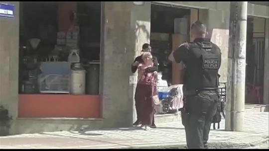Bolsonaro parabeniza policiais militares que salvaram idosa de 83 anos feita refém em Valença