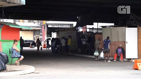 1.500 famílias vivem embaixo de pontes e viadutos em SP sob risco de incêndios
