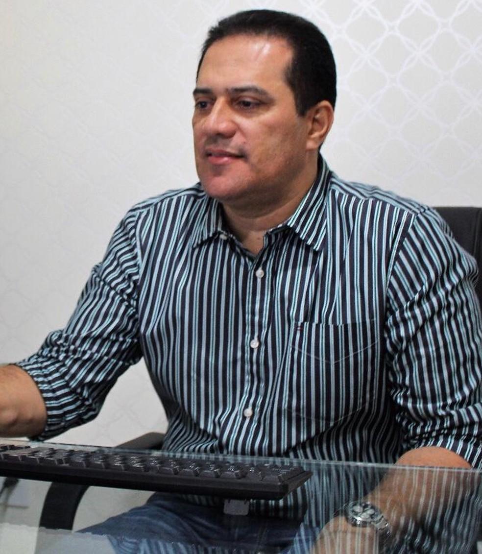 José Ribamar vai assumir o Gabinete Civil — Foto: Divulgação