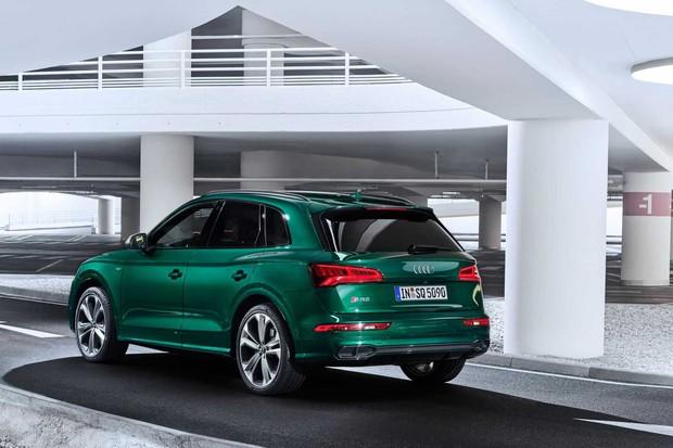 Audi SQ5 TDI 2019 (Foto: Reprodução/Audi)
