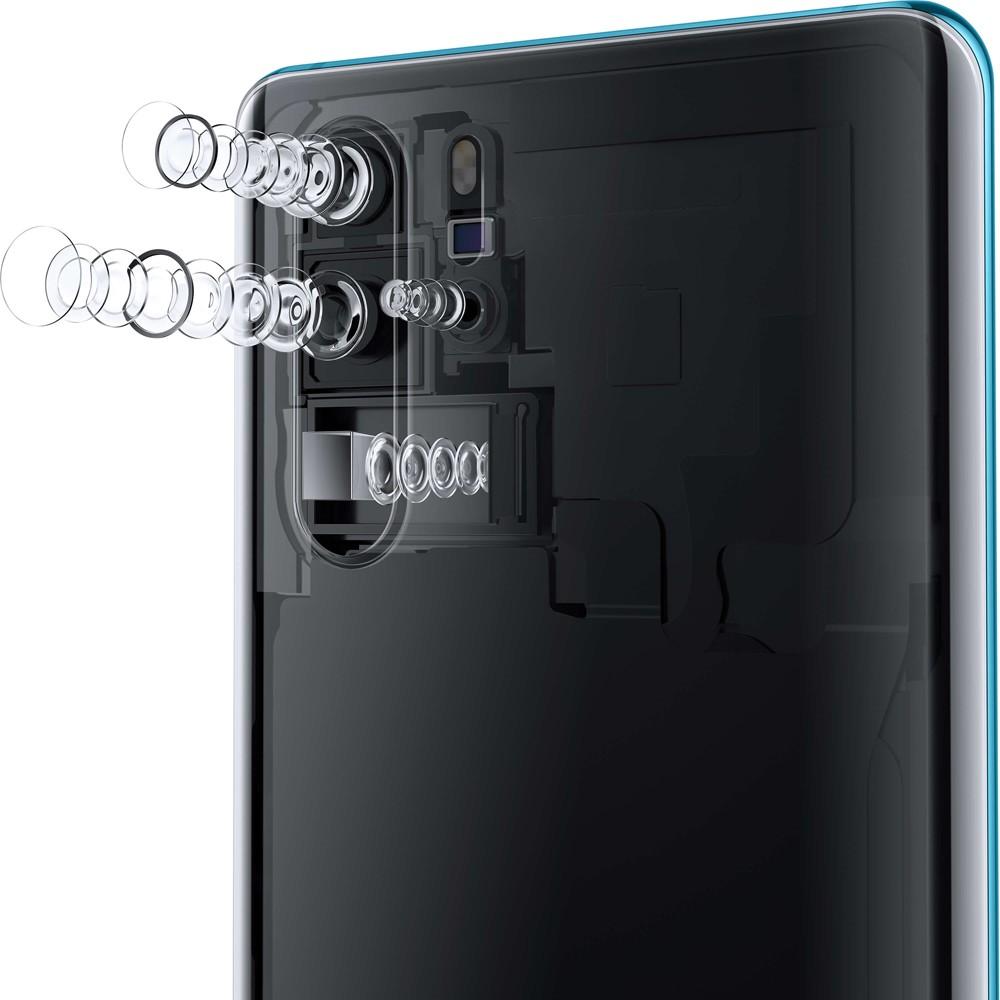 O Huawei P30 (Foto: Divulgação)