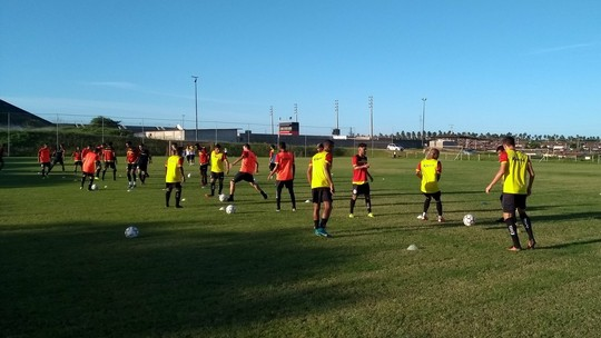 Foto: (Rhuan Carlos/Globo FC)