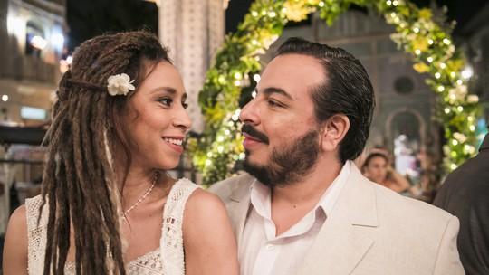 Casamento Clóvis e Gorete: confira os bastidores da cerimônia
