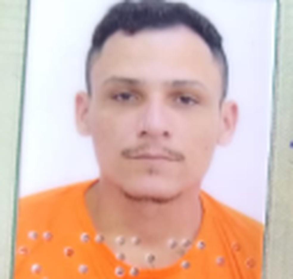 Homem morreu após ser baleado em Araguaína — Foto: Divulgação