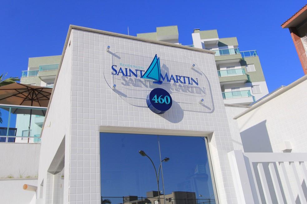 Primeira torre do residencial Saint Martin já está pronto para morar (Foto: Divulgação/ Incorporadora Saint Martin )