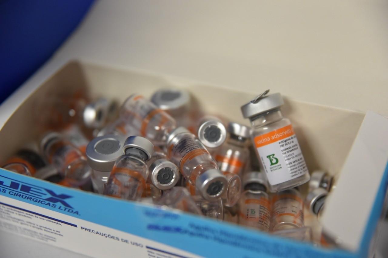 Sertãozinho, SP, vacina grávidas e puérperas contra a Covid-19 com a CoronaVac