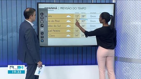 Tempo continua estável na quarta-feira no Sul do Rio de Janeiro