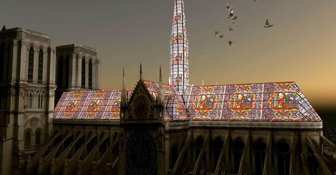 Notre-Dame (Foto: Reprodução / Instagram)