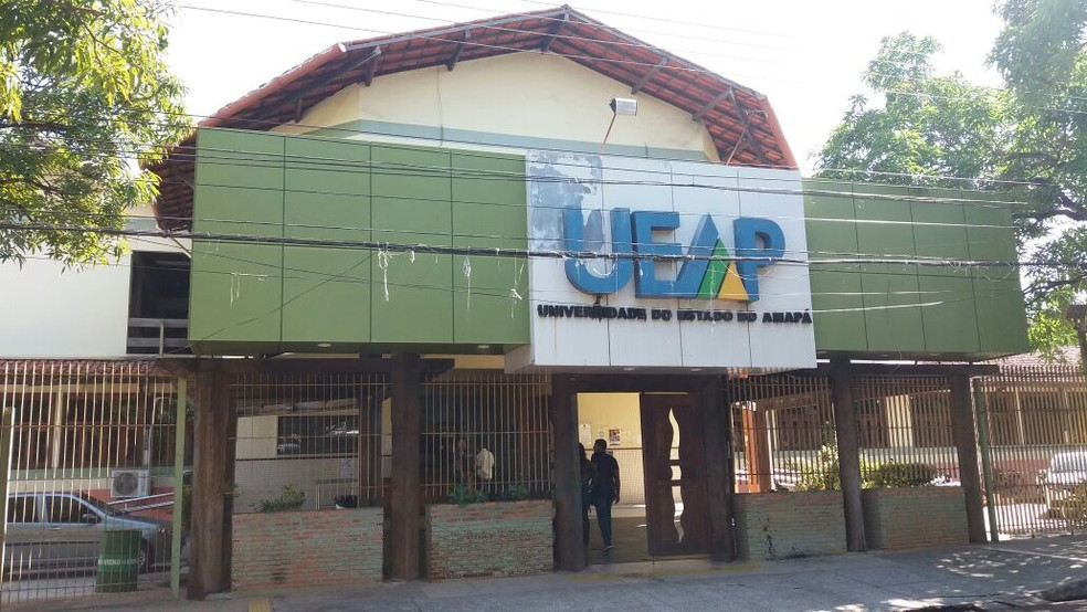-  Enjuv será realizado no Campus 1 da Ueap, no Centro de Macapá  Foto: Jorge Abreu/G1