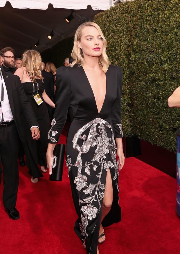 Margot Robbie veste Gucci (Foto: Getty Images)