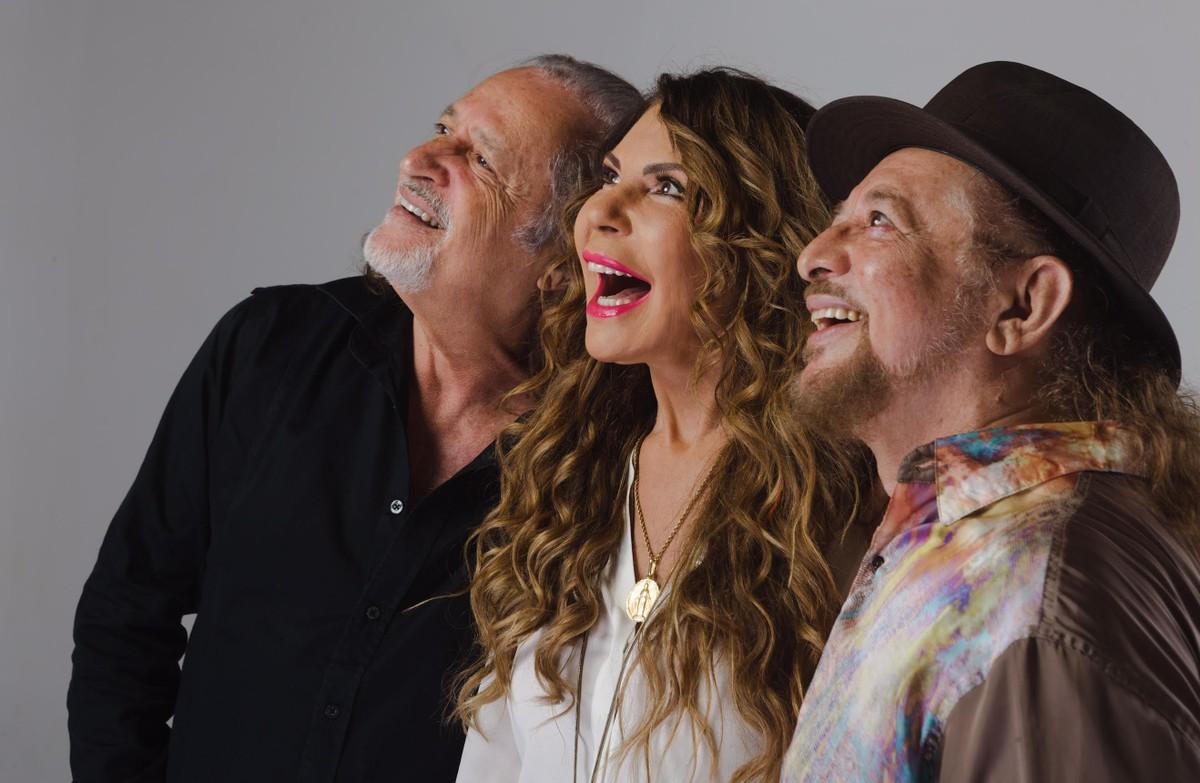 Alceu Valença, Elba Ramalho e Geraldo Azevedo renovam repertório para primeira live do projeto 'O grande encontro' | Blog do Mauro Ferreira