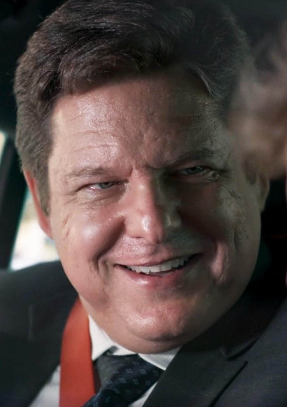 Pai de MB faz pedido ao filho pela família em 'Malhação - Viva a Diferença' — Foto: Globo