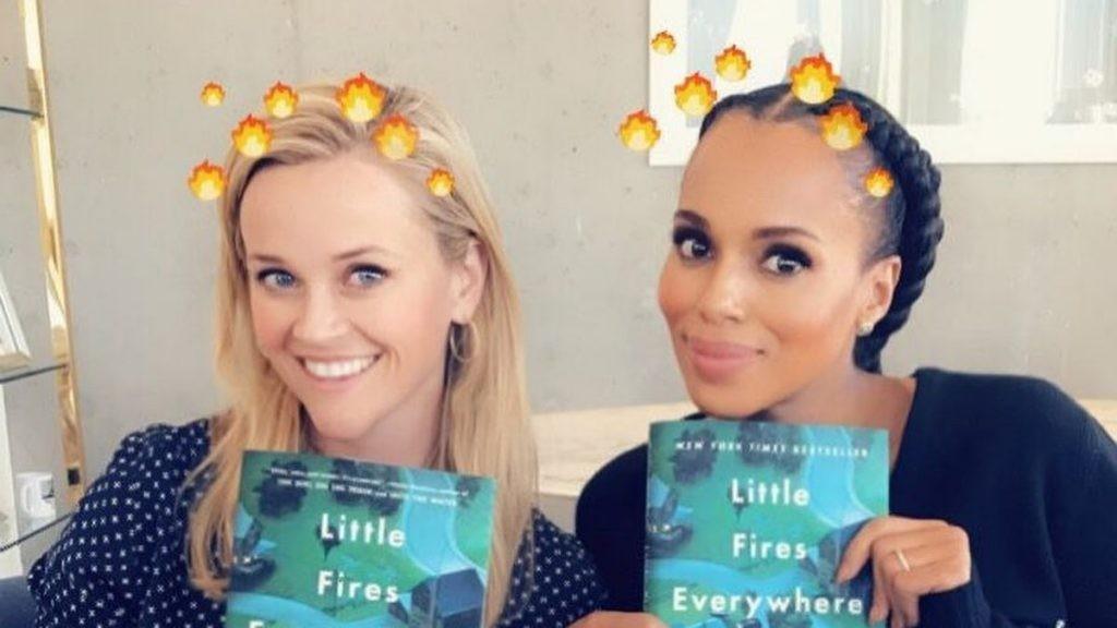 As duas atrizes adaptarão o renomado livro para a televisão (Foto: Reprodução)