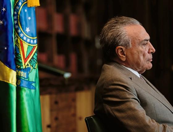 Michel Temer (Foto: Marcos Corrêa/PR)