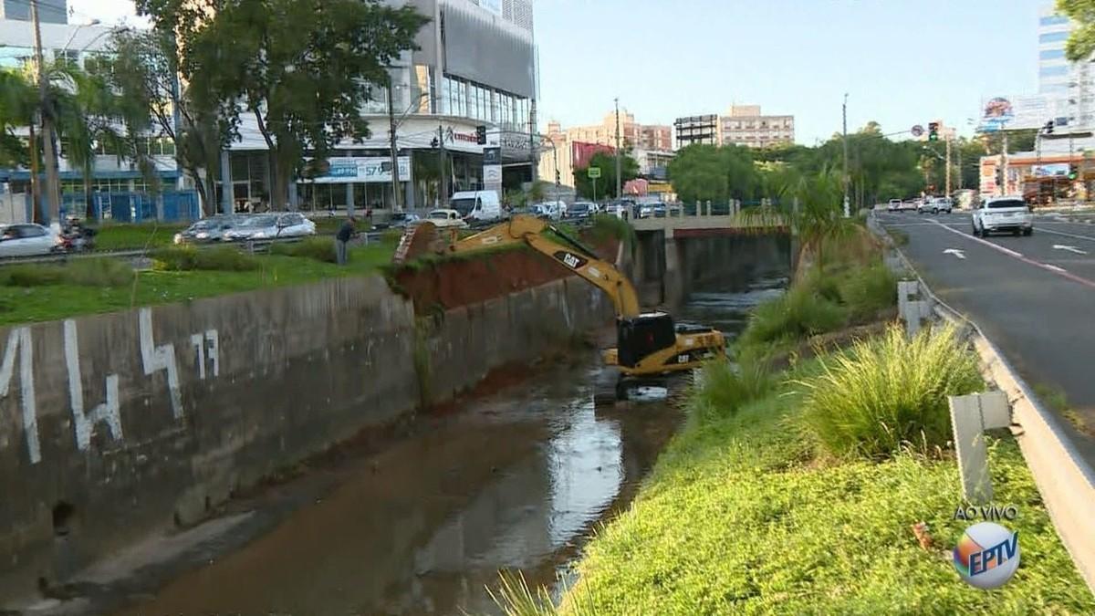 Obra interdita faixa da Avenida Norte-Sul, em Campinas, por até 10 dias, diz Prefeitura