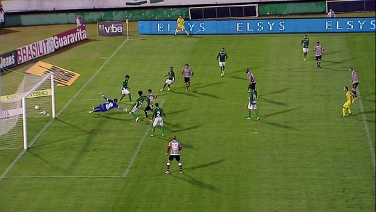 Melhores momentos de Guarani 2 x 0 Santa Cruz pela 21ª rodada da Série B do Brasileirão