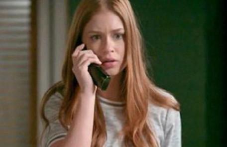 Na sexta-feira (24), Eliza entra em pânico ao avistar Dino TV Globo